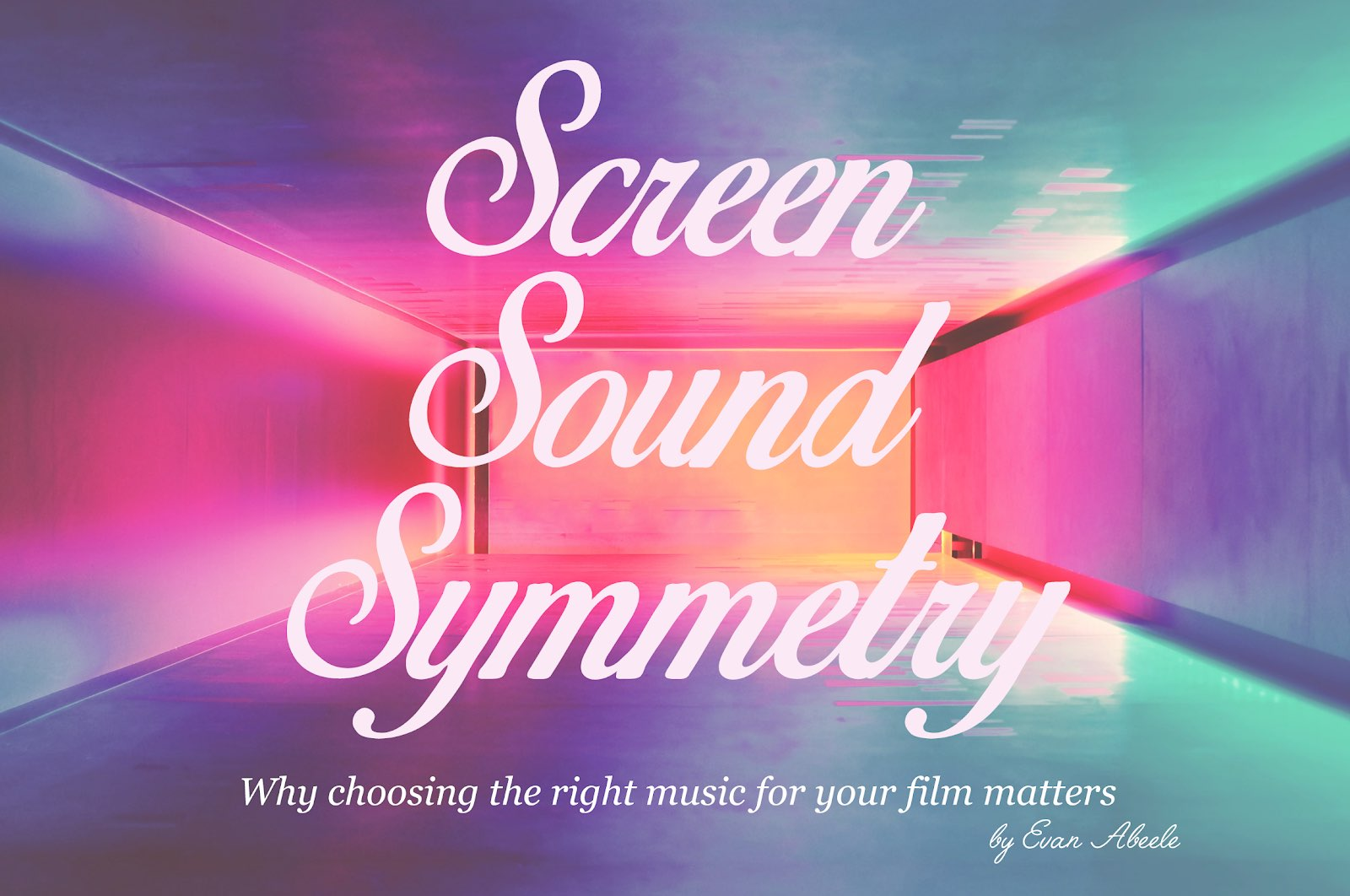 License-Music-Screen-Sound