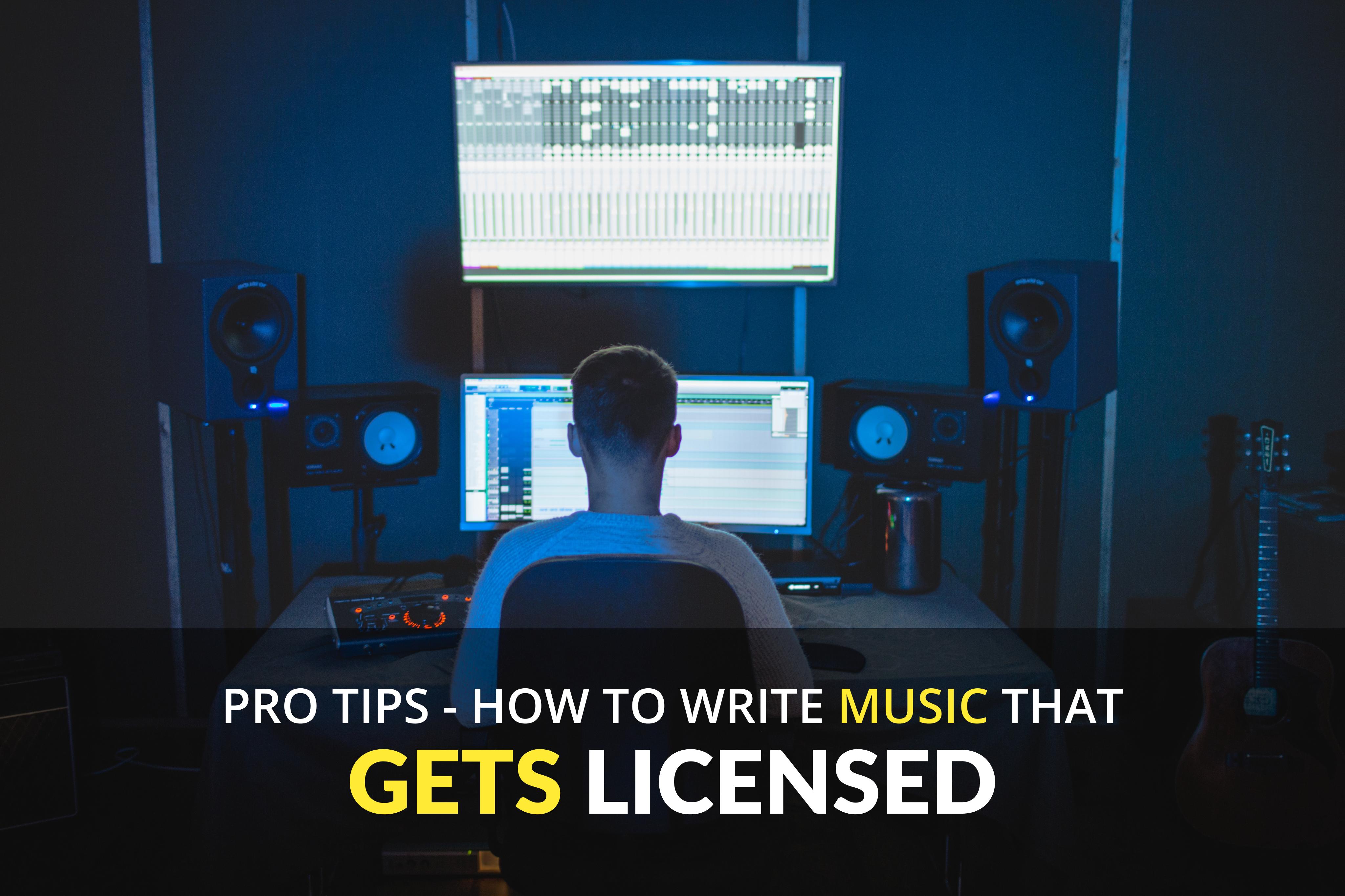 Music Licensing Pro Tips